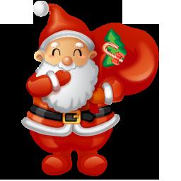 Weihnachtsmann von Smashing Christmas Icons
