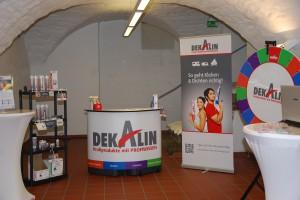 DEKA Kleben & Dichten startet Roadshow mit DEKALIN Produkten durch ganz Deutschland