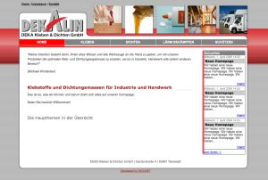 deka-homepage
